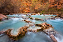 Havasupai, Havasupai Falls, Indian reservation, arizona, blue water, southwest, desert, waterfalls, trails, canyons