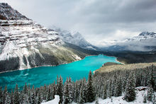Canada, Glacier, Alberta, Banff, Moraine Lake, Canadian Rockies, Lake Louise, Jasper National Park, Rocky Mountains, Lake Minnewanka, Icefields Parkway, Banff National Park, Peyto Lake