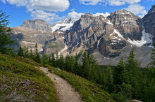 Canada, Glacier, Alberta, Banff, Moraine Lake, Canadian Rockies, Lake Louise, Jasper National Park, Rocky Mountains, Lake Minnewanka, Icefields Parkway, Banff National Park, Mount Rundle