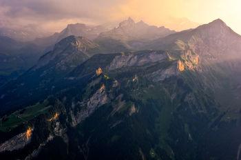 Switzerland, Alps, Schilthorn, Eiger, Mönch, Grindelwald, Jungfrau, Kleine Scheidegg, Swiss Alps, Interlaken, Schynige Platte, Wetterhorn, Brienzersee, Lauterbrunnen, Männlichen, Schreckhorn, Wengen
