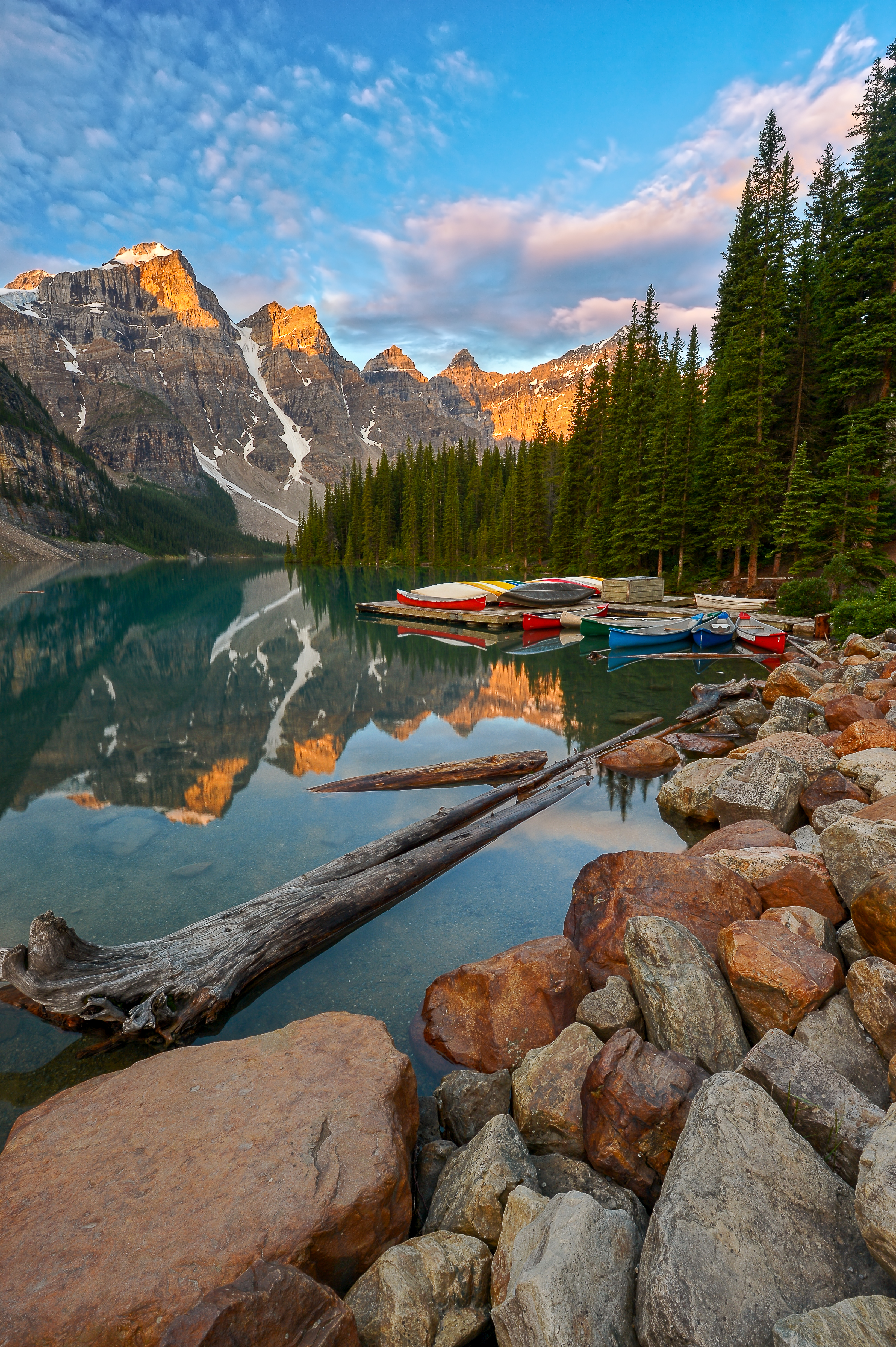 Canada, Glacier, Alberta, Banff, Moraine Lake, Canadian Rockies, Lake Louise, Jasper National Park, Rocky Mountains, Lake Minnewanka, Icefields Parkway, Banff National Park, Mount Rundle, photo