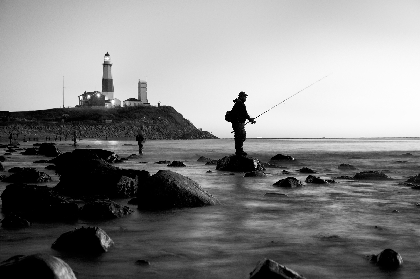 Montauk Point Lighthouse, New York, Fishermen's Heart, photo
